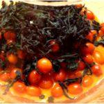 облепиха и листья черного чая
