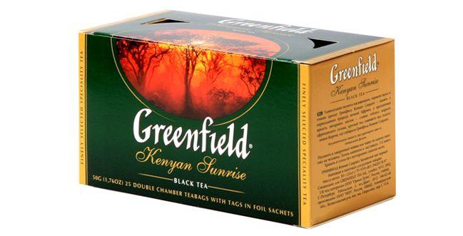 кенийский чай гринфилд