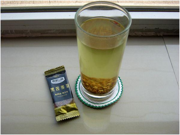гречишный чай в пакетике