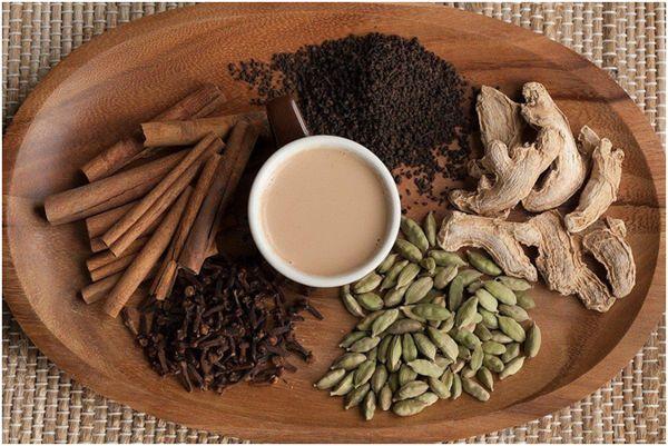 чай и специи