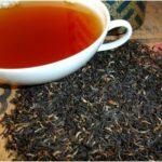 настой байхового чая