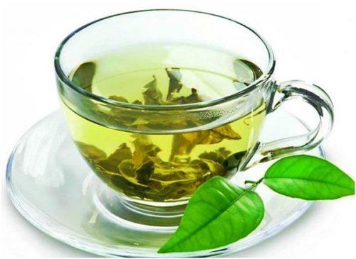 чай и лист