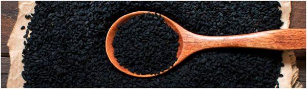 семена черного тмина