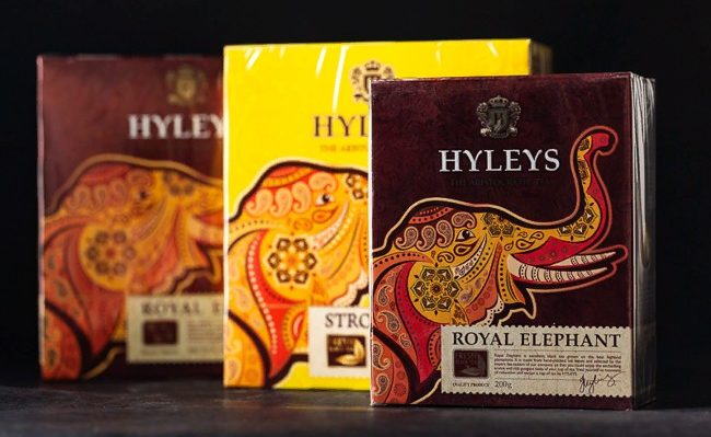 чай хэйлис со слоном