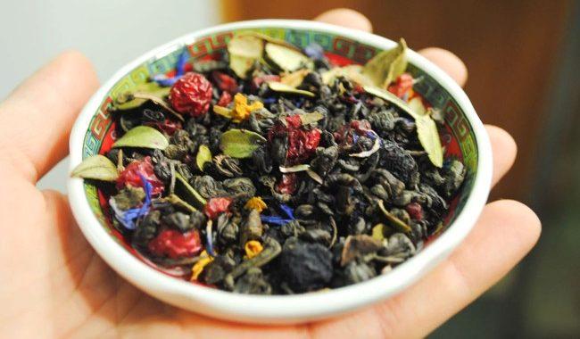 чай таежный сбор