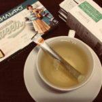 чай тиатон в чашке