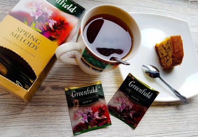 чашка чая гринфилд