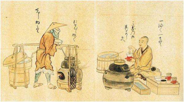 древняя чайная церемония