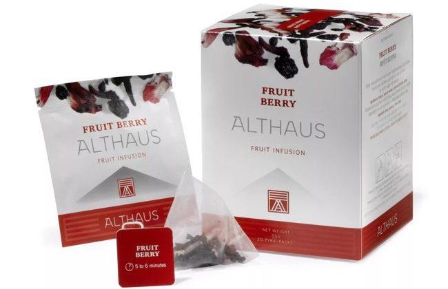 фруктовый чай альтхаус