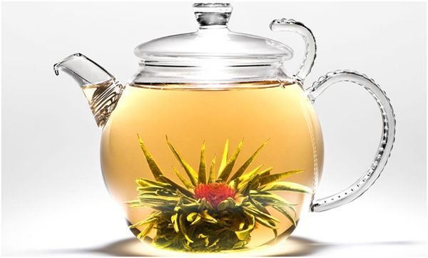 распускающийся чай