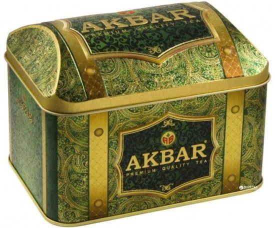 сундучок чая акбар