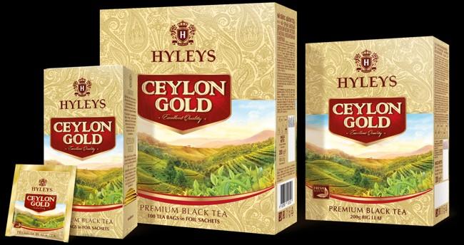 золотая коллекция чая хэйлис