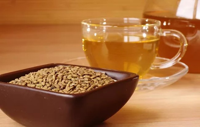 чашка чая и хельба