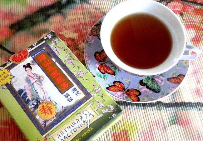 чашка чая летающая ласточка