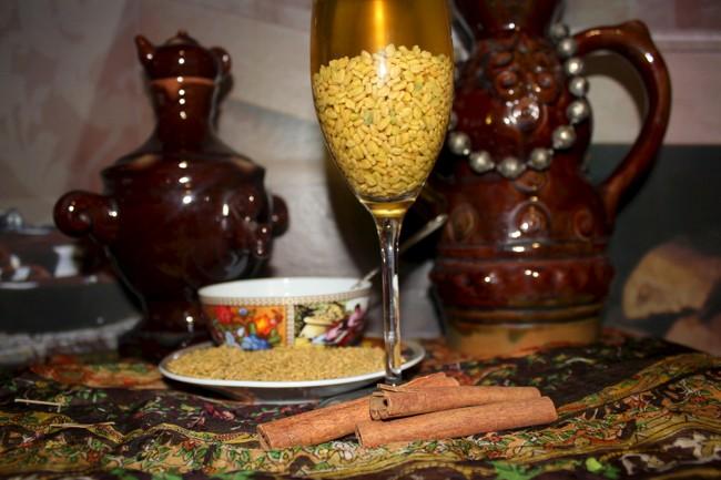 египетское чаепитие