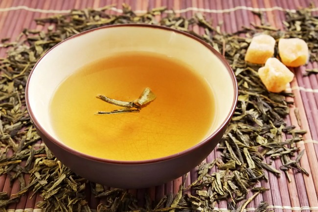 китайский желтый чай
