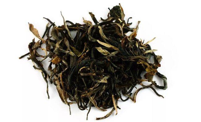 лист чая шен пуэр