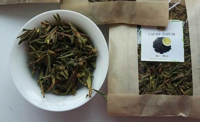пакеты с чаем саган дайля
