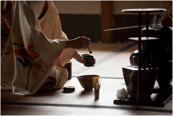 церемония с маття чаем