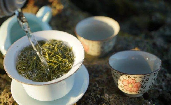 цзюнь шань инь чжень чай
