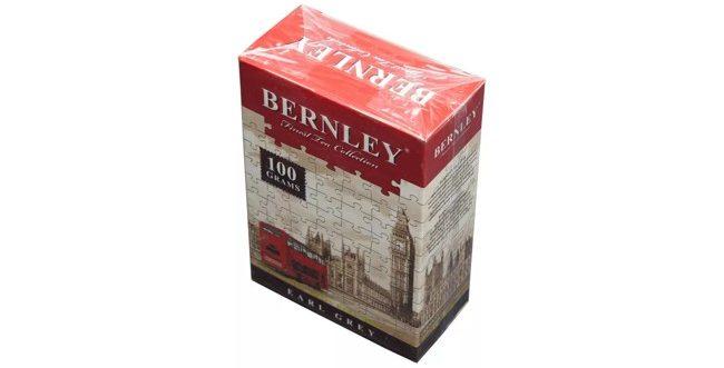 чай бернли earl grey