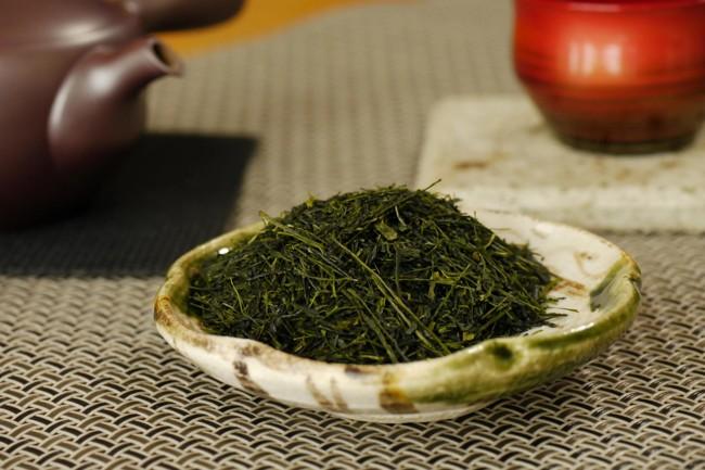 чай гекуро