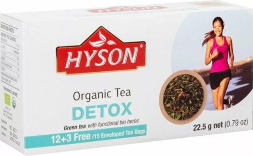 чай хайсон травяной