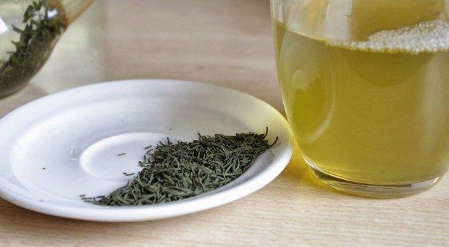 чай кокейча