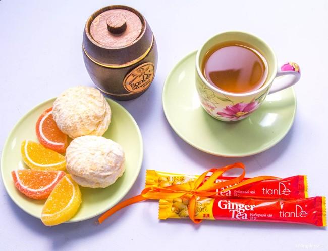 чай тианде