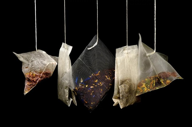 виды чайных пакетиков
