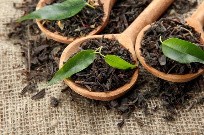 черный чай листовой