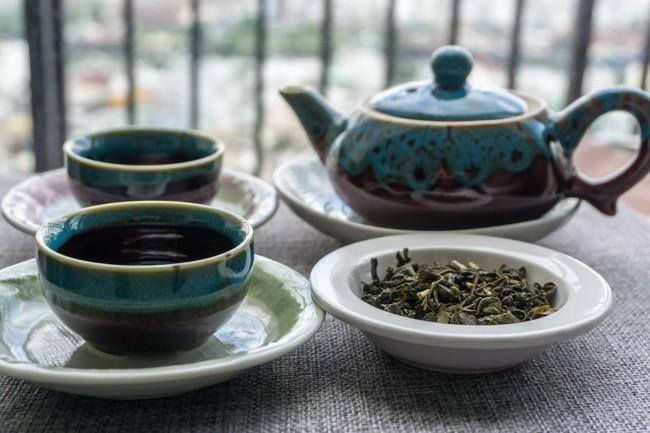 вьетнамский чай
