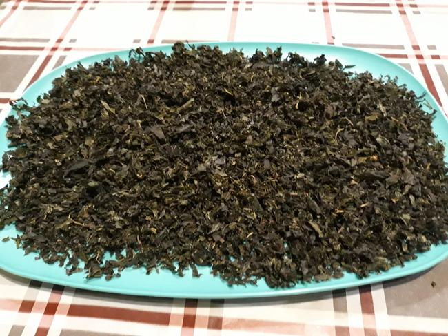 чай из листьев смородины на протвине